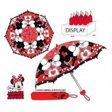 Umbrela manuala pliabila Minnie Mouse, 92 cm