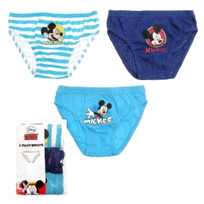 Set chiloti baieti Mickey, albastri