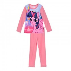 Pijamale groase Pony, roz